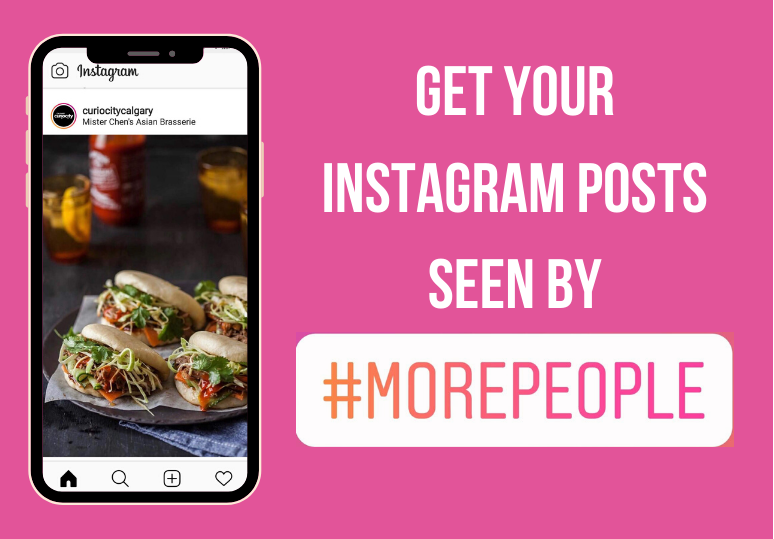 Get your Instagram posts seen by more people - Basic Techniques