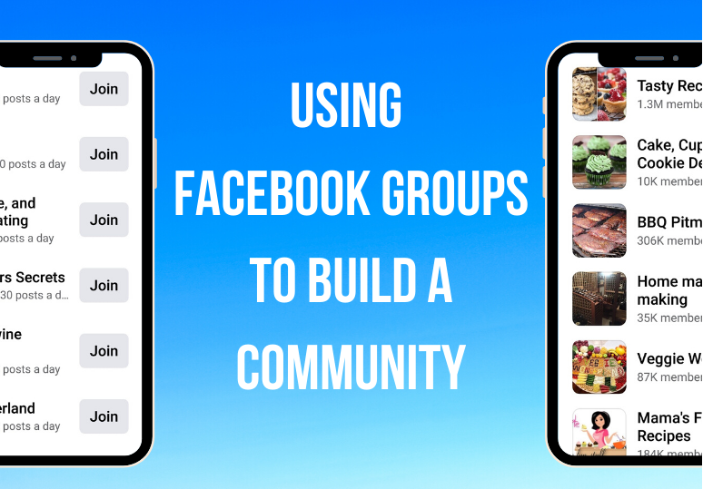 Using Facebook Groups to Build Community