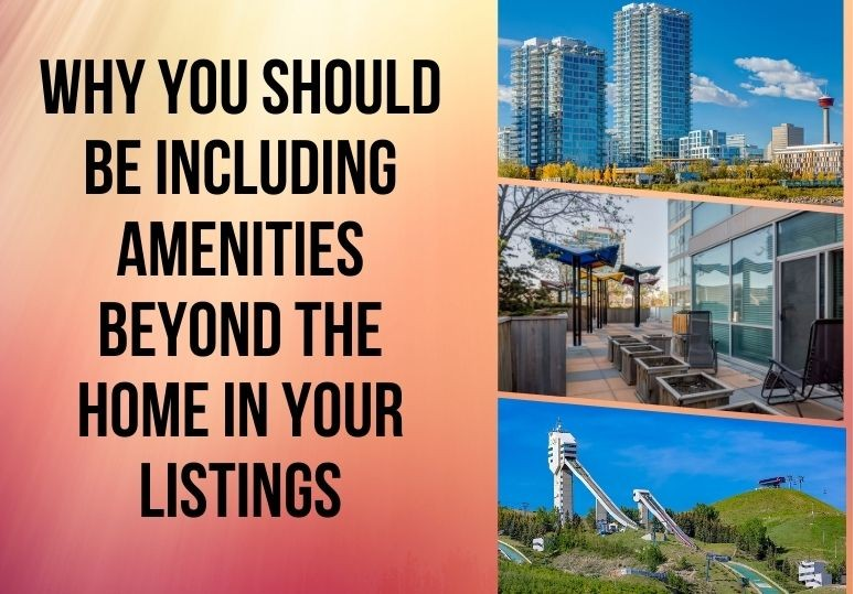 Why You Should Be Including Amenities Beyond the Home in your Listings