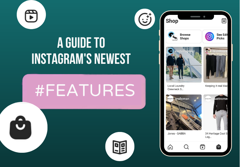 Here's a breakdown of Instagram's 4 newest features