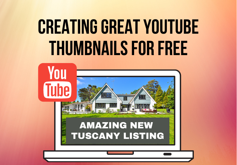Creating YouTube Thumbnails for FREE