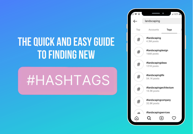 How to Find New Instagram Hashtags