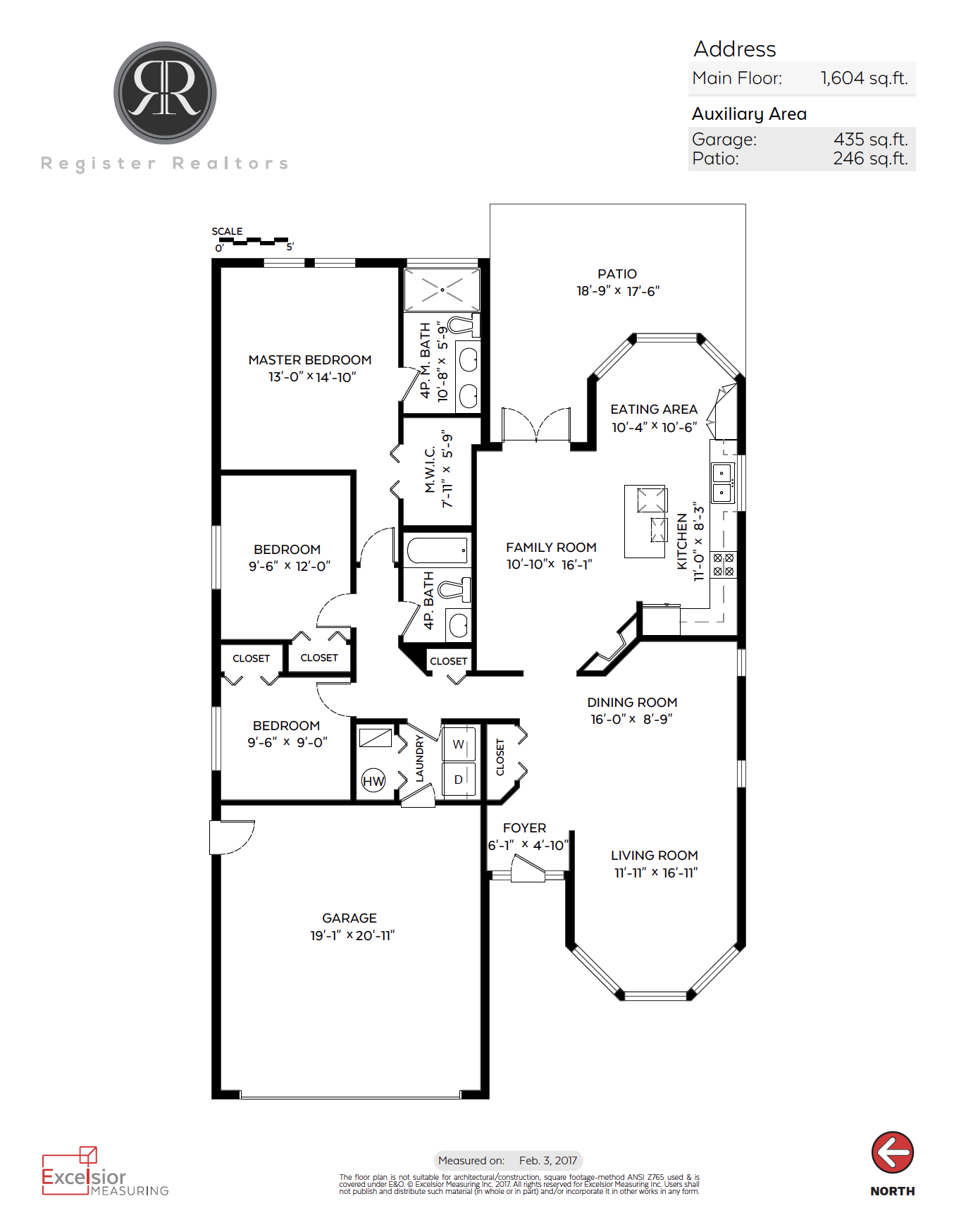 Bedroom Floor Plan Measurements Best Home